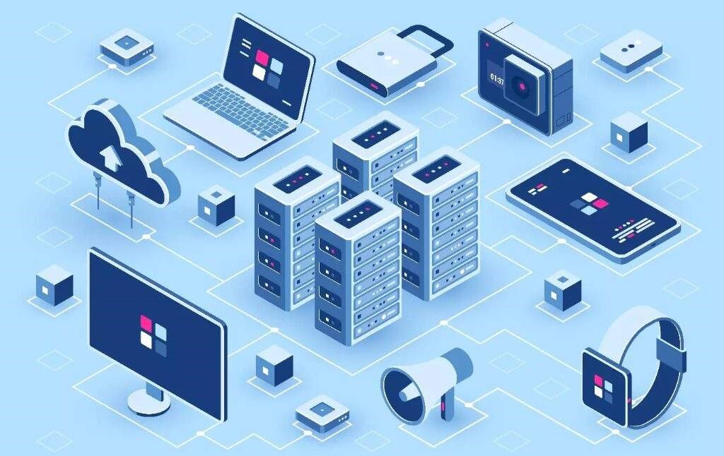 پشتیبانی شبکه و سرور